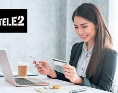Как сделать перевод денег с Теле2 на банковскую карту на примере Сбербанка